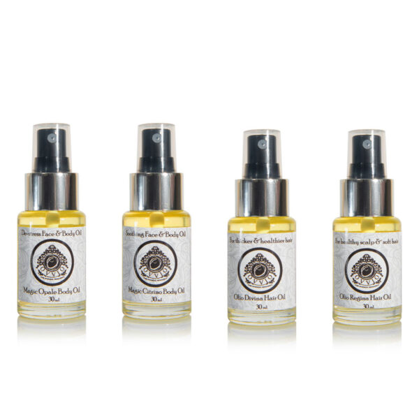 Luxurious Oils Collection Set